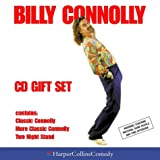 Connolly, Billy: Billy Connolly CD Gift Set: Contains Classic Connolly, More Classic Connolly, Two Night Stand (HarperCollinsComedy)