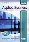 Williams, Lynn: Applied Business A2 for EDEXCEL Resource Pack (Collins Applied Business)