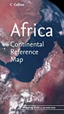 Africa Continental Reference Map by Collins…