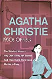 Christie, Agatha: The Agatha Christie Years: The 1930s