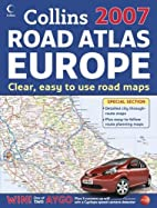 International Road Atlases - 2007 Collins…