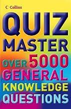 Quiz Master by Nick Holt