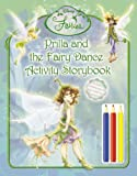 Disney: Prilla and the Fairy Dance Activity Storybook (Disney Fairies)