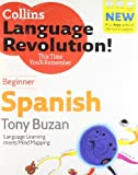 Buzan, Tony: Spanish: Beginner (Collins Language Revolution) (Spanish and English Edition)
