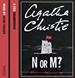 Christie, Agatha: N or M?