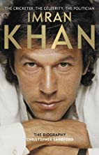 Imran Khan by Christopher Sandford