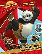 Panda Style!: Sticker Activity Book (  Kung…