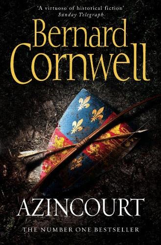 Cover of Azincourt by Bernard Cornwell