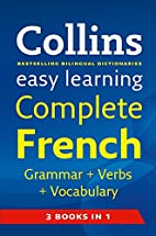 Easy Learning French Grammar, Verbs and…