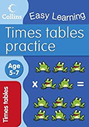 Times Tables Practice (Collins Easy Learning…