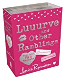Louise Rennison: Luuurve and Other Ramblings: Megafab Magnets and Book Gift Set (Confessions of Georgia Nicolso)