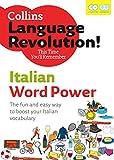 Buzan, Tony: Word Power Italian (Collins Language Revolution!)