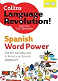 Buzan, Tony: Word Power Spanish (Collins Language Revolution!)