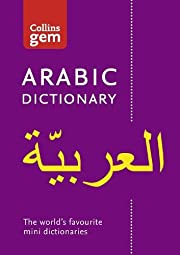 Collins Gem Arabic Dictionary by Collins…