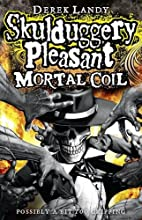 Skulduggery Pleasant 5 Mortal Coil by Derek…