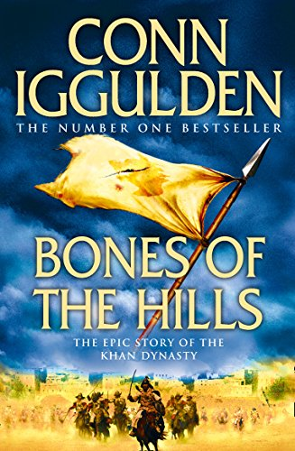 Cover of Bones of the Hills by Conn Iggulden