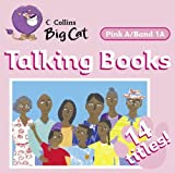 Various Authors: Talking Books: Band 1A/ Pink A (Collins Big Cat Talking Books)