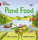 Townsend, John: Pond Food (Collins Big Cat Phonics)