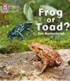 Barraclough, Sue: Frog or Toad? (Collins Big Cat Phonics)