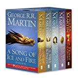 Martin, George R. R.: A Game of Thrones: A Song of Ice and Fire, Vol. 1-4: A Game of Thrones / A Clash of Kings / A Storm of Swords: Steel and Snow / A Storm of Swords: Blood and Gold