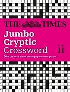 Times Jumbo Cryptic Crossword 11…