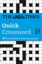 The Times 2 Crossword Book 17 by The Times…