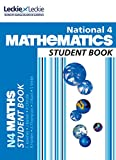 Lowther, Craig: National 4 Mathematics Student Book