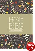 Holy Bible: English Standard Version (ESV) Anglicised Compact Edition: Printed Cloth: Hearts and Flowers Design (Bible Esv)