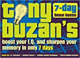 Buzan, Tony: Tony Buzan's 7-day Brain Boost Pack