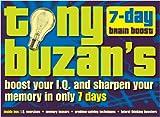 Buzan, Tony: Tony Buzan's 7-day Brain Boost Pack