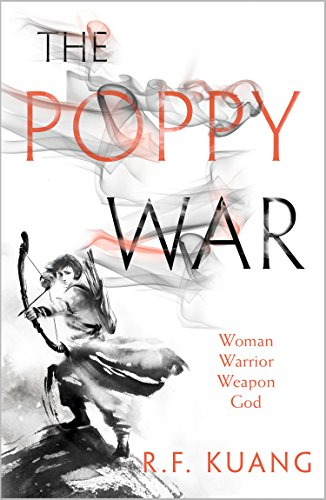 Cover of The Poppy War by R.F. Kuang