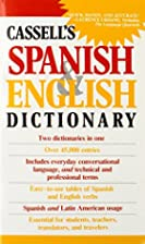 Cassell's Spanish & English Dictionary by…