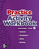 Glencoe: Our World Practice and Activity Workbook, Grade 6: Social Studies
