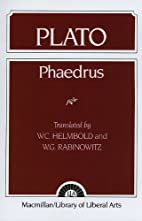 Plato: Phaedrus by W. C. Helmbold