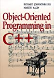 Johnsonbaugh, Richard: Object-Oriented Programming in C++