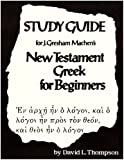 Thompson: New Testament Greek Beginnings