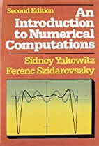 Introduction to Numerical Computations, An…