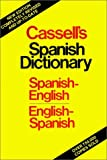 Peers, Edgar A.: Cassell&#39;s Spanish-English, English-Spanish Dictionary: Diccionario Espa~Nol-Ingl-Es, Ingl-Es-Espa~Nol