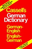 Cassells German Dictionary German English, English German