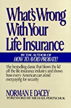 What's Wrong With Your Life Insurance by…