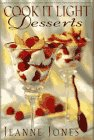 Jones, Jeanne: Cook It Light Desserts