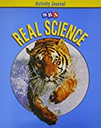 SRA Real Science Activity Journal: Level 3…