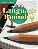 Wagner: Language Roundup - Teacher's Edition - Level 3