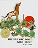 Goble, Paul: The Girl Who Loved Wild Horses