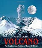 Lauber, Patricia: Volcano : The Eruption and Healing of Mount St. Helens