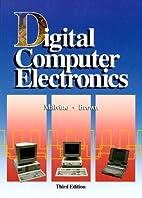 Digital Computer Electronics by Albert Paul…