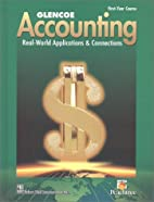 Glencoe Accounting: 1st-year Course, Student…