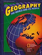 Geography: The World and Its People by David…