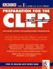 Lieberman, Leo: Preparation for the Clep: College-Level Examination Program : The 5 General Examinations (Peterson's Master the CLEP)