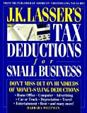 Weltman, Barbara: J.K. Lasser's Tax Deductions for Small Business